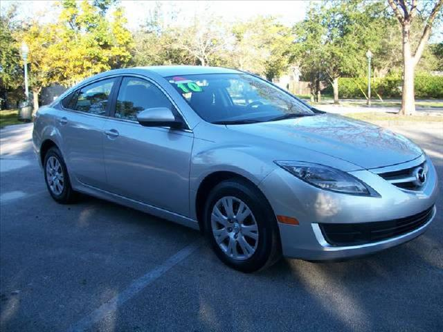 2010 MAZDA MAZDA6 I silver a must see vehicle low miles clean title nice sport ride