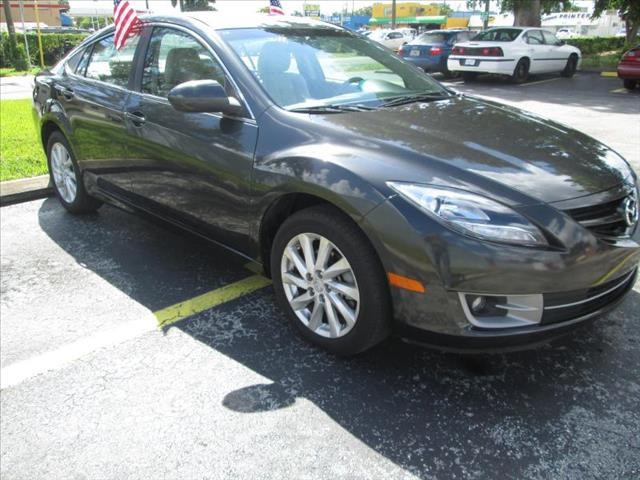 2012 MAZDA MAZDA6 I grey managers special runs perfect one owner non smoker  power