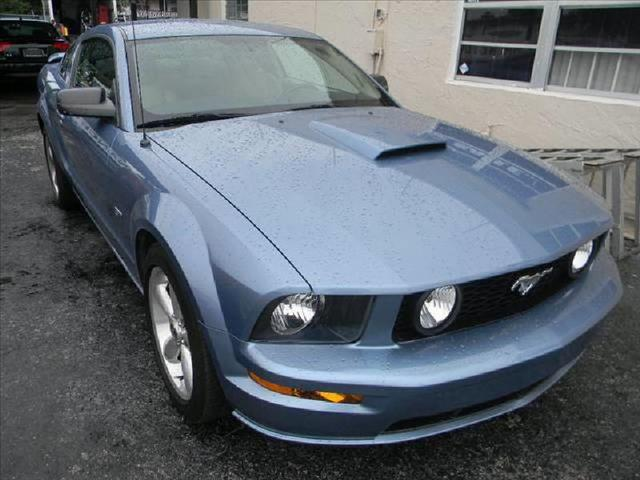 2008 FORD MUSTANG GT blue air conditioning standard power windowslocks standard power steerin