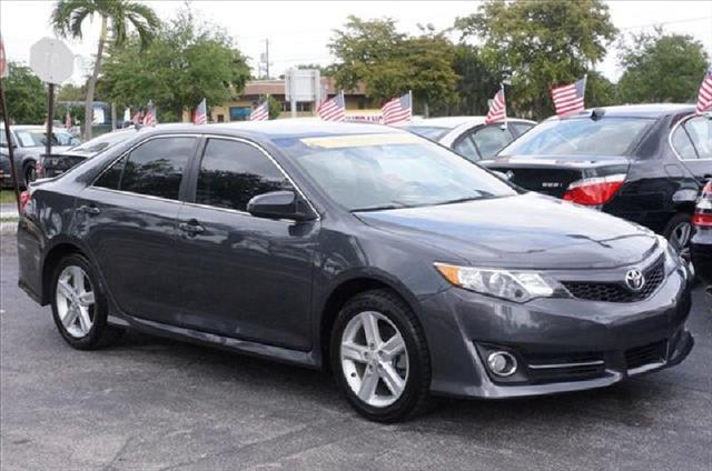 2012 TOYOTA CAMRY BASE grey this camry also includes tachometer cruise control security system
