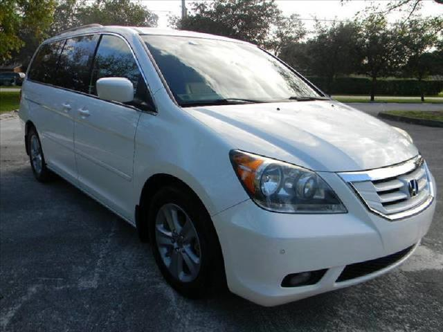 2009 HONDA ODYSSEY TOURING white super nice suv low miles clean title sunmoonroof run