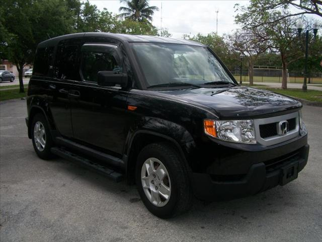 2010 HONDA ELEMENT LX black air conditioning power windows power locks power steering tilt whe