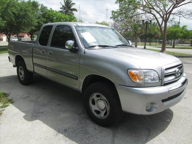 2006 TOYOTA TUNDRA ACCESS CAB SR5 silver air conditioning power windows power locks power steer