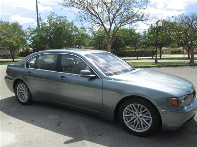 2004 BMW 745LI green non-smoker car passed thorough dealer inspection no known mechanical issues