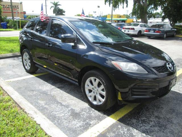 2009 MAZDA CX-7 black managers special runs perfect one owner non smoker leather in