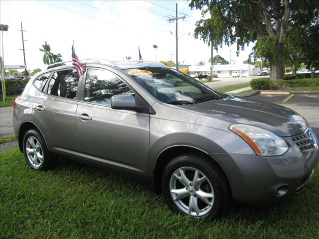2008 NISSAN ROGUE FWD SL WCA EMISSIONS grey very nice car comes with bose premium sound and sunr