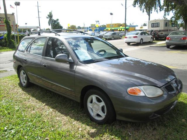 2000 HYUNDAI ELANTRA GLS gray managers special  runs like new low miles clean title