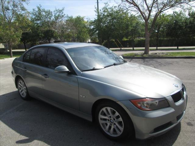 2007 BMW 3 SERIES silver sport vehicle  clean title one owner runs like new no acci