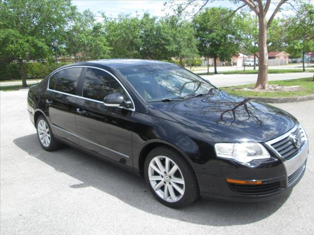 2006 VOLKSWAGEN PASSAT 20T LUXURY black air conditioning power windows power locks power steer