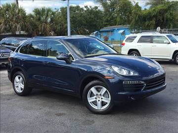 2011 Porsche Cayenne for sale in Miami, FL