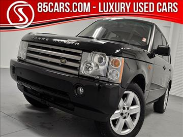 2003 Land Rover Range Rover for sale in Duluth, GA