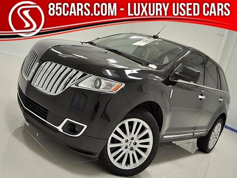 2011 Lincoln MKX for sale in Duluth, GA