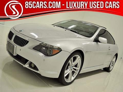 2004 BMW 6 Series for sale in Duluth, GA