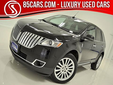 2012 Lincoln MKX for sale in Duluth, GA