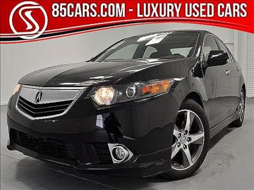 2013 Acura TSX for sale in Duluth, GA
