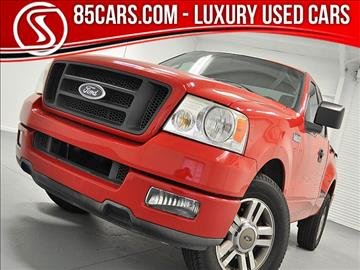 2005 Ford F-150 for sale in Duluth, GA