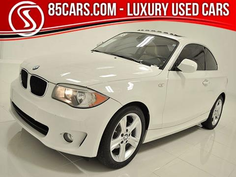 2013 BMW 1 Series for sale in Duluth, GA