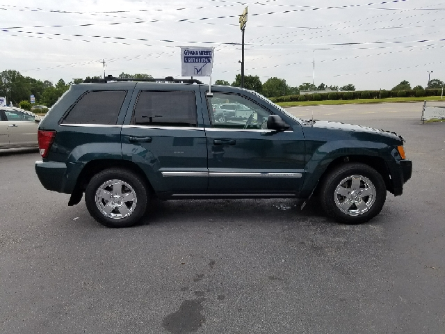 2006 Jeep Grand Cherokee Limited 4dr SUV 4WD w/ Front Side Airbags - West Columbia SC