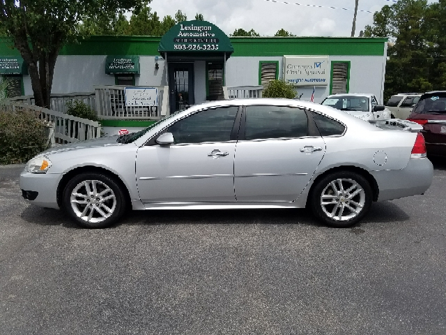 2013 CHEVROLET IMPALA LTZ 4DR SEDAN silver 2-stage unlocking doors abs - 4-wheel air filtration