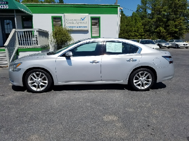 2012 NISSAN MAXIMA 35 S 4DR SEDAN silver 2-stage unlocking doors abs - 4-wheel active head rest