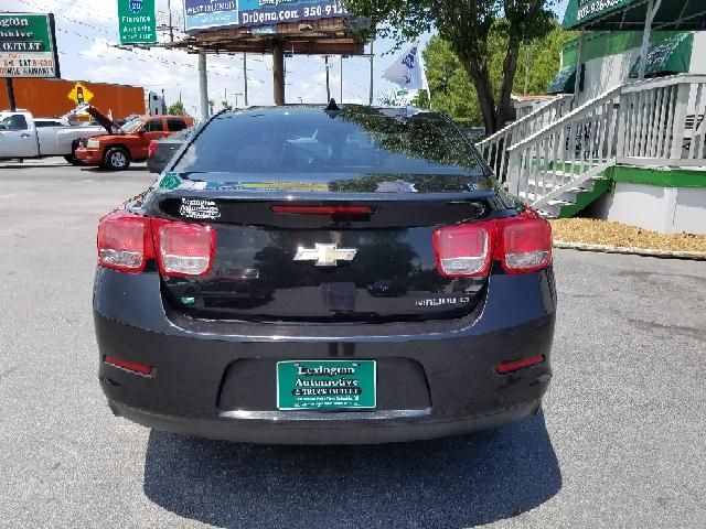 2014 Chevrolet Malibu LT 4dr Sedan w/1LT - West Columbia SC