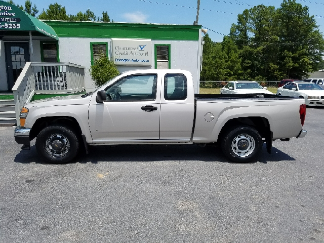 2007 CHEVROLET COLORADO LT 4DR EXTENDED CAB SB beige abs - 4-wheel airbag deactivation - occupan