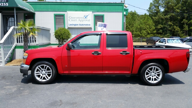 2007 gmc canyon sle 4dr crew cab sb west columbia sc. Black Bedroom Furniture Sets. Home Design Ideas