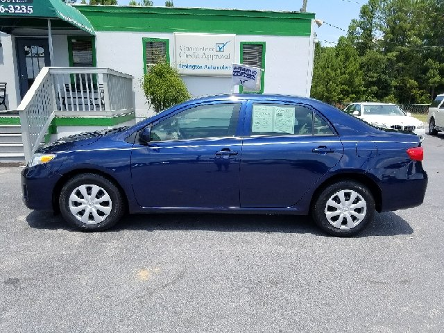 2013 Toyota Corolla S 4dr Sedan 4A - West Columbia SC