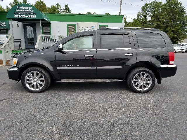 2007 CHRYSLER ASPEN LIMITED 4X4 4DR SUV black 2-stage unlocking doors 4wd type - full time abs