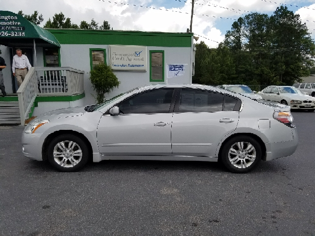 2012 NISSAN ALTIMA 25 S 4DR SEDAN silver 2-stage unlocking doors abs - 4-wheel active head res