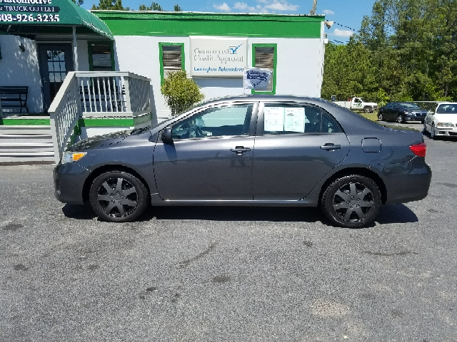 2012 TOYOTA COROLLA LE 4DR SEDAN 4A gray abs - 4-wheel active head restraints - dual front air