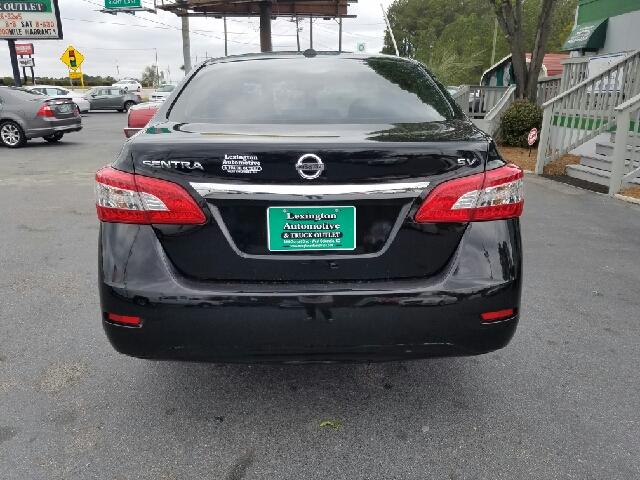 2015 Nissan Sentra SV 4dr Sedan - West Columbia SC