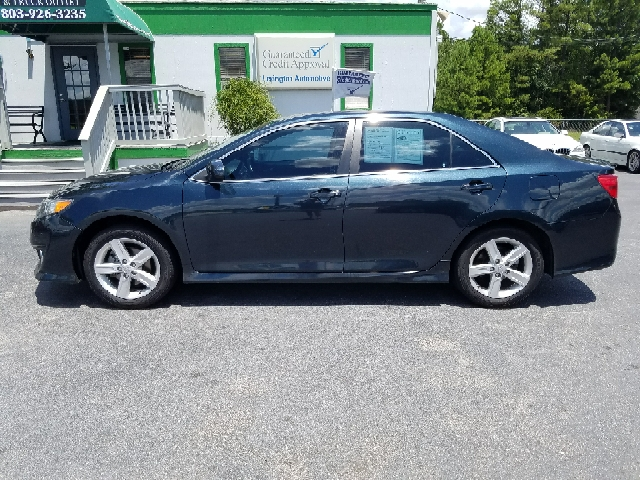 2014 TOYOTA CAMRY LE 4DR SEDAN gray 2-stage unlocking doors abs - 4-wheel air filtration airbag