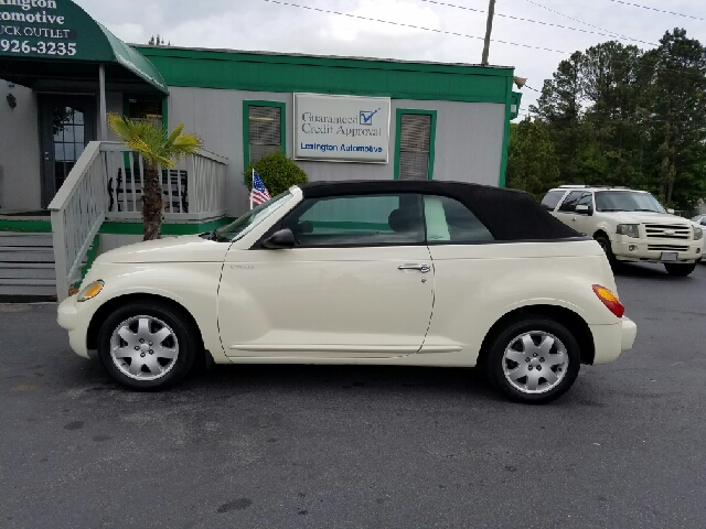 2005 chrysler pt cruiser touring 2dr turbo convertible in west columbia sc lexington. Black Bedroom Furniture Sets. Home Design Ideas