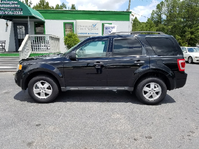 2012 FORD ESCAPE XLT 4DR SUV black 2-stage unlocking doors abs - 4-wheel airbag deactivation -