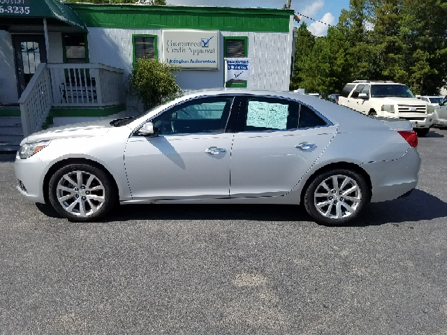 2014 CHEVROLET MALIBU LTZ 4DR SEDAN W1LZ silver 2-stage unlocking doors active head restraints