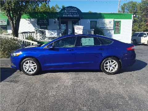 2014 Ford Fusion for sale in West Columbia, SC