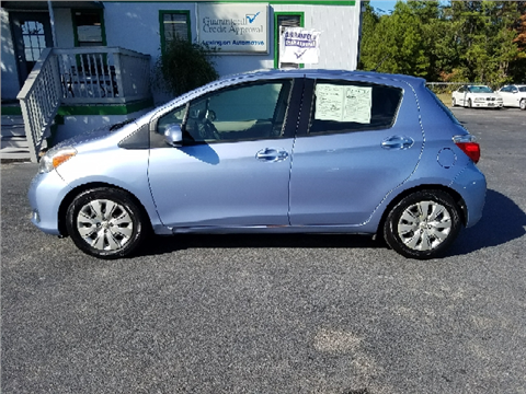 2013 Toyota Yaris for sale in West Columbia, SC