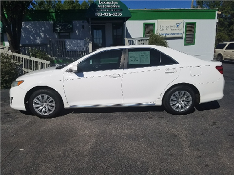 2014 Toyota Camry for sale in West Columbia, SC