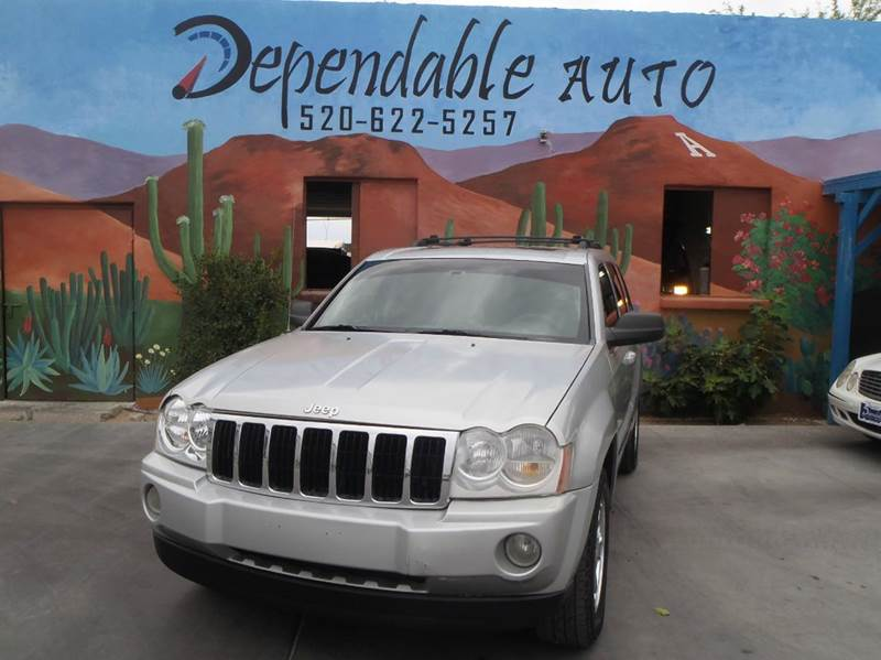 2006 jeep grand cherokee for sale in arizona. Black Bedroom Furniture Sets. Home Design Ideas