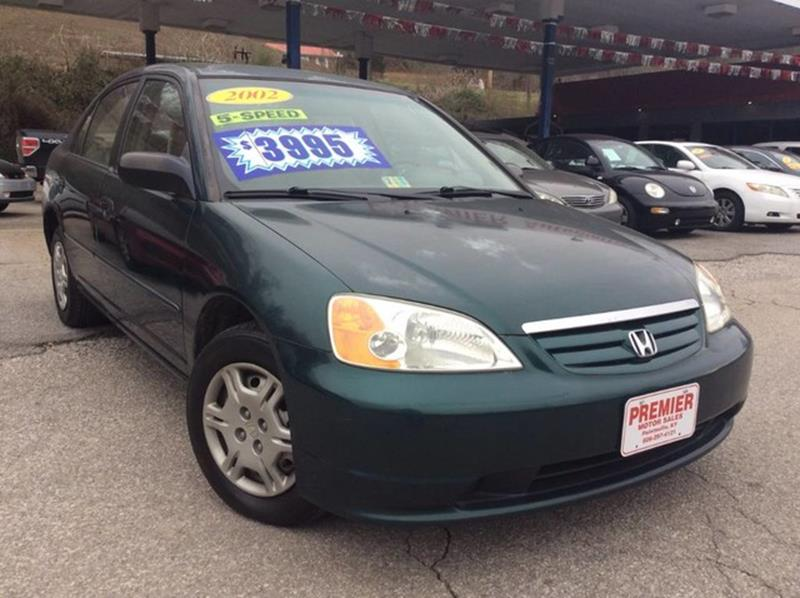 Auto Brokers Of Paintsville >> Used Honda Civic For Sale in Paintsville, KY - Carsforsale.com