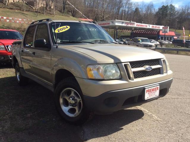 2004 ford explorer sport trac xlt premium in paintsville ky premier auto sales. Black Bedroom Furniture Sets. Home Design Ideas