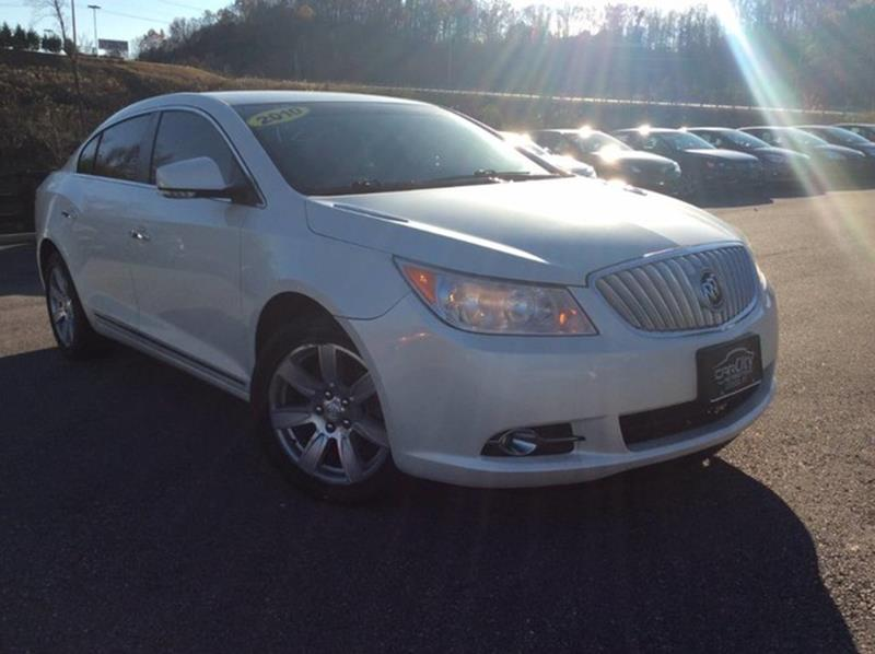 2010 buick lacrosse for sale in kentucky. Black Bedroom Furniture Sets. Home Design Ideas