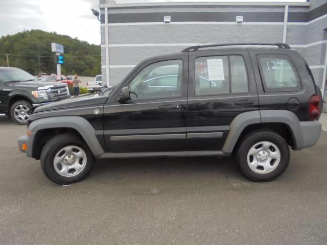 2005 jeep liberty sport 4wd 4dr suv in paintsville ky. Black Bedroom Furniture Sets. Home Design Ideas