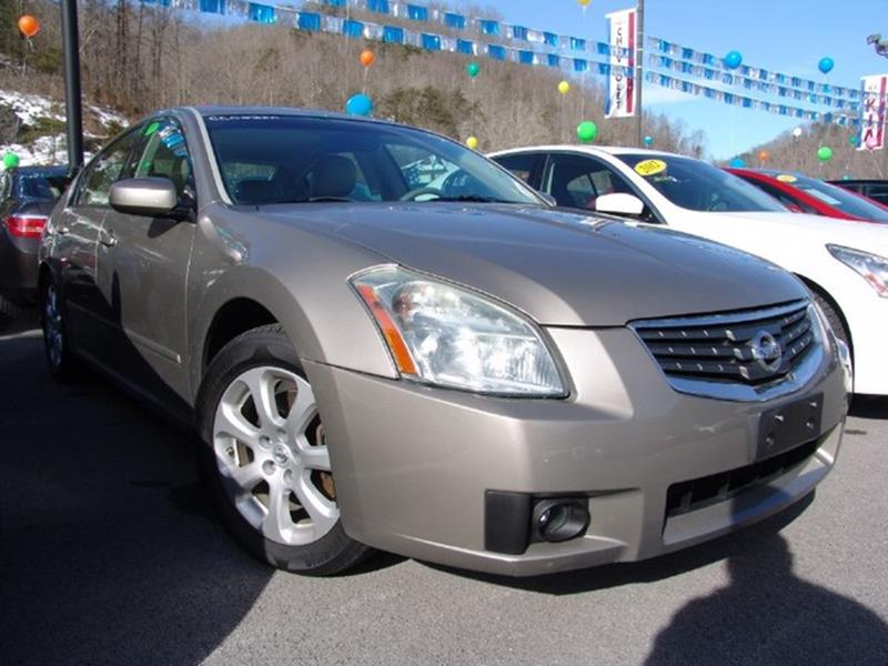 2007 nissan maxima for sale in kentucky. Black Bedroom Furniture Sets. Home Design Ideas
