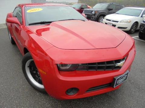 used 2012 chevrolet camaro for sale in kentucky. Black Bedroom Furniture Sets. Home Design Ideas