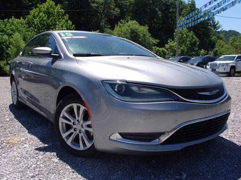 2015 Chrysler 200 for sale in Paintsville, KY