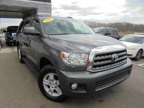 2016 Toyota Sequoia for sale in Paintsville, KY