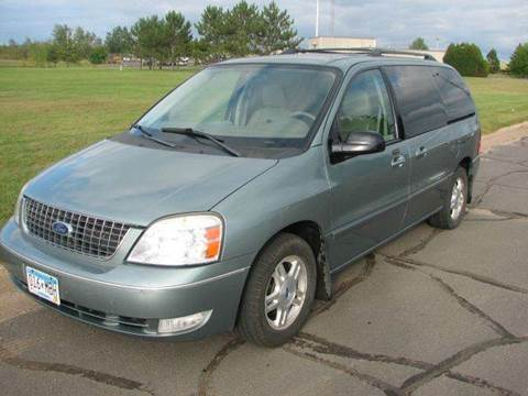 2007 Ford Freestar for sale in Chisholm, MN