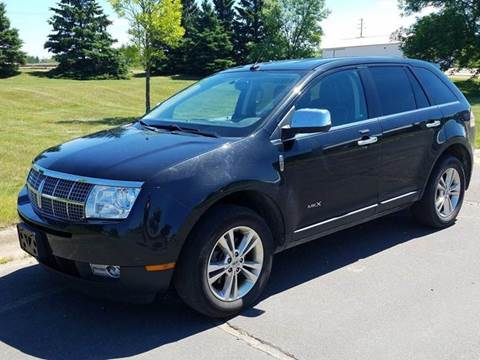 2010 Lincoln MKX for sale in Chisholm MN